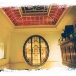 Tempel glas in lood